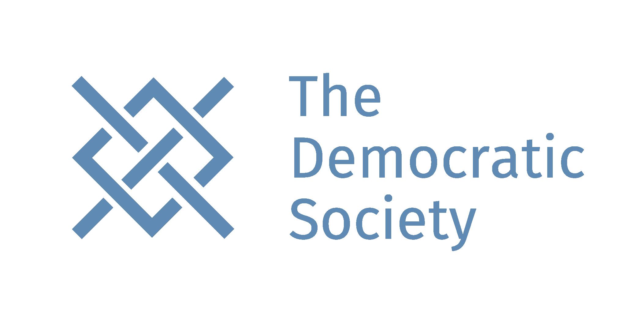 Demsoc logo RGB